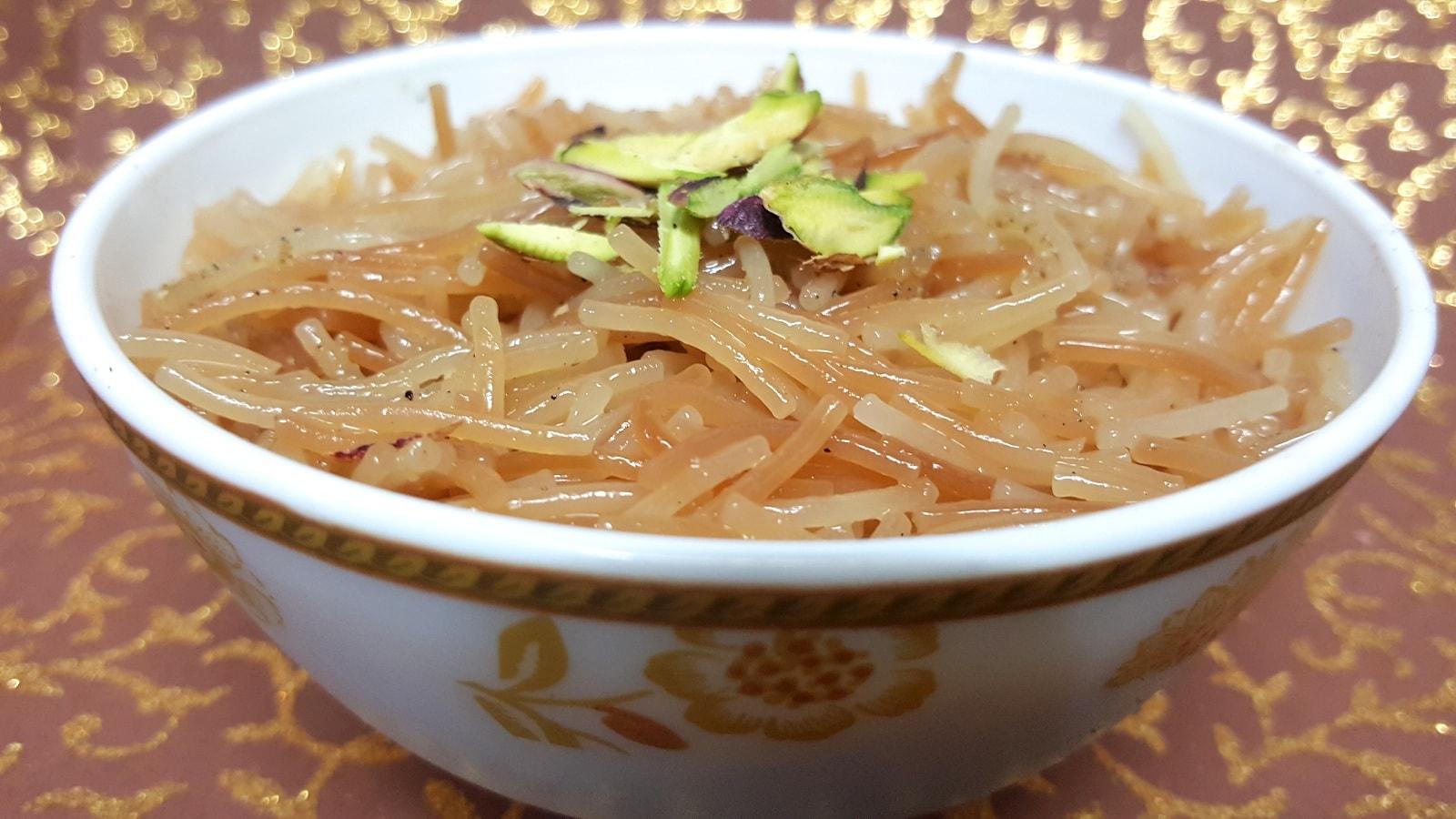 Meethi Semiya Recipe
