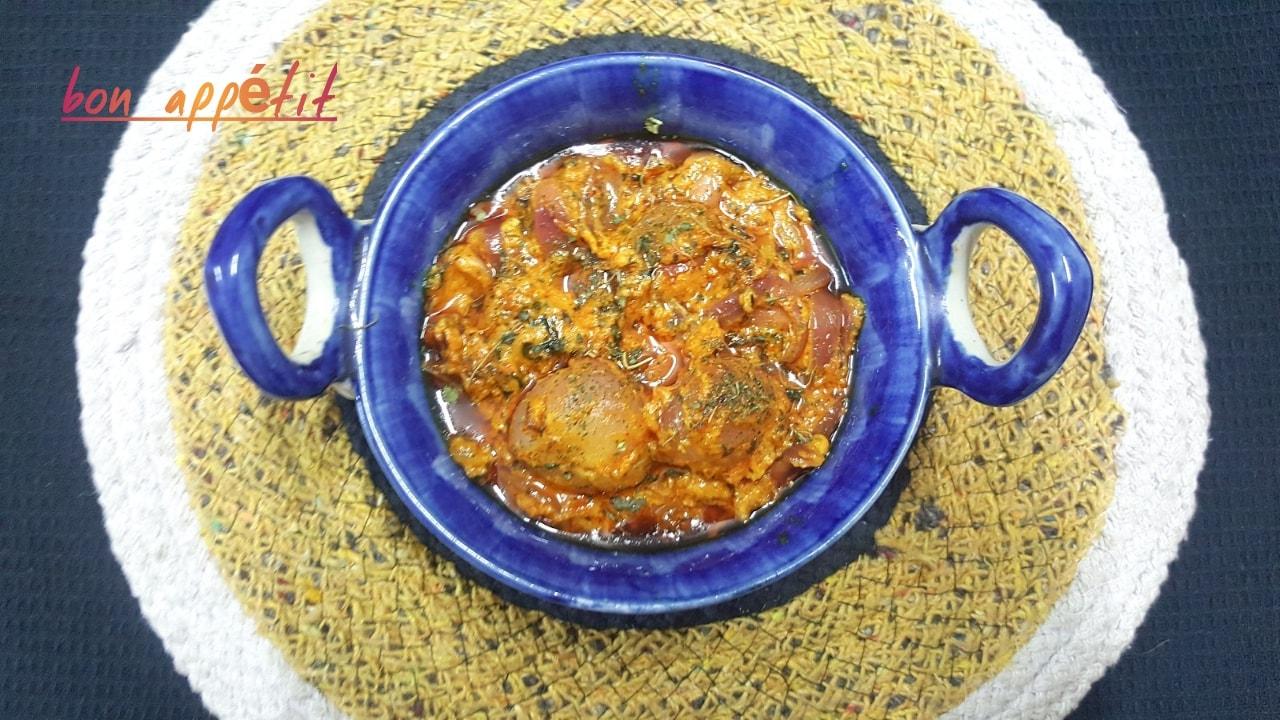 malai pyaaz recipe