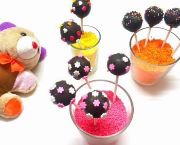 "Children's Day Special ""CAKE POPS (28)"