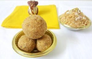 Churma Ladoo complete recipe