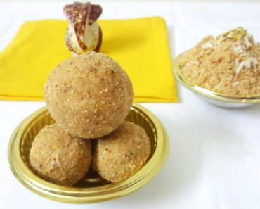 Churma Ladoo complete recipe