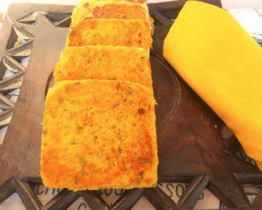Besan Toast