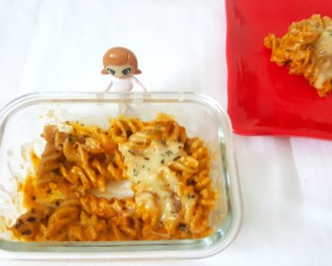 easy cheesy pasta recipe