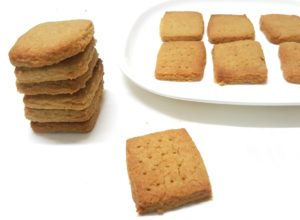 eggless aata biscuits