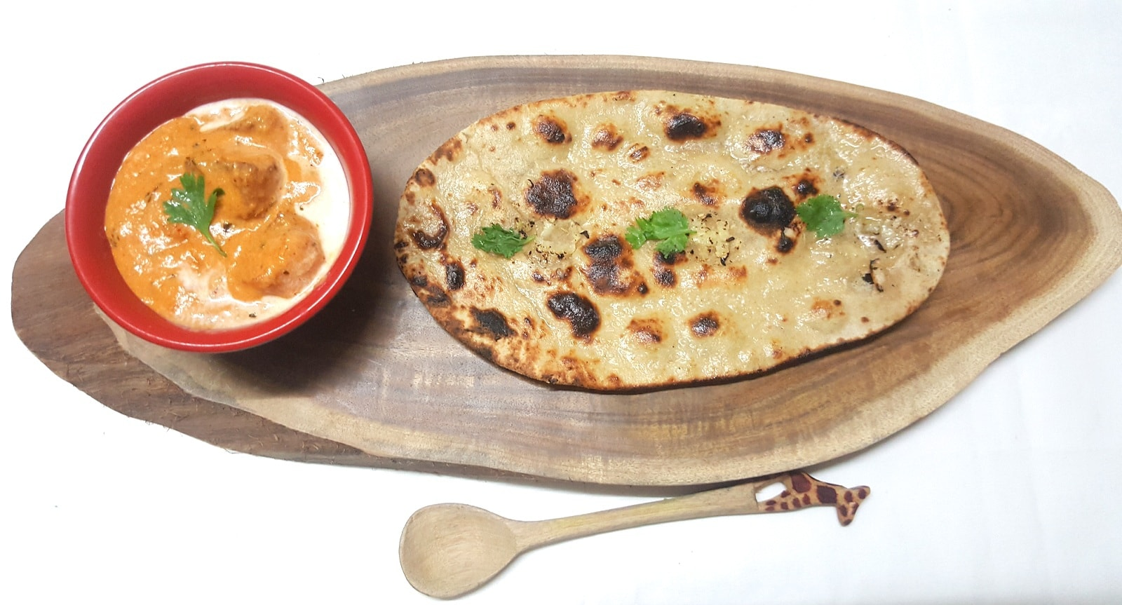 INSTANT WHEAT NAAN