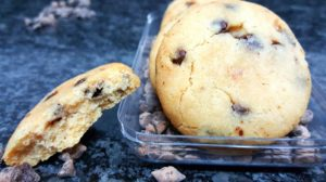 EGGLESS CHOCOLATE CHIPS COOKIES 7