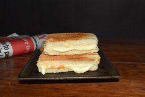 GRILLED COLESLAW SANDWICH