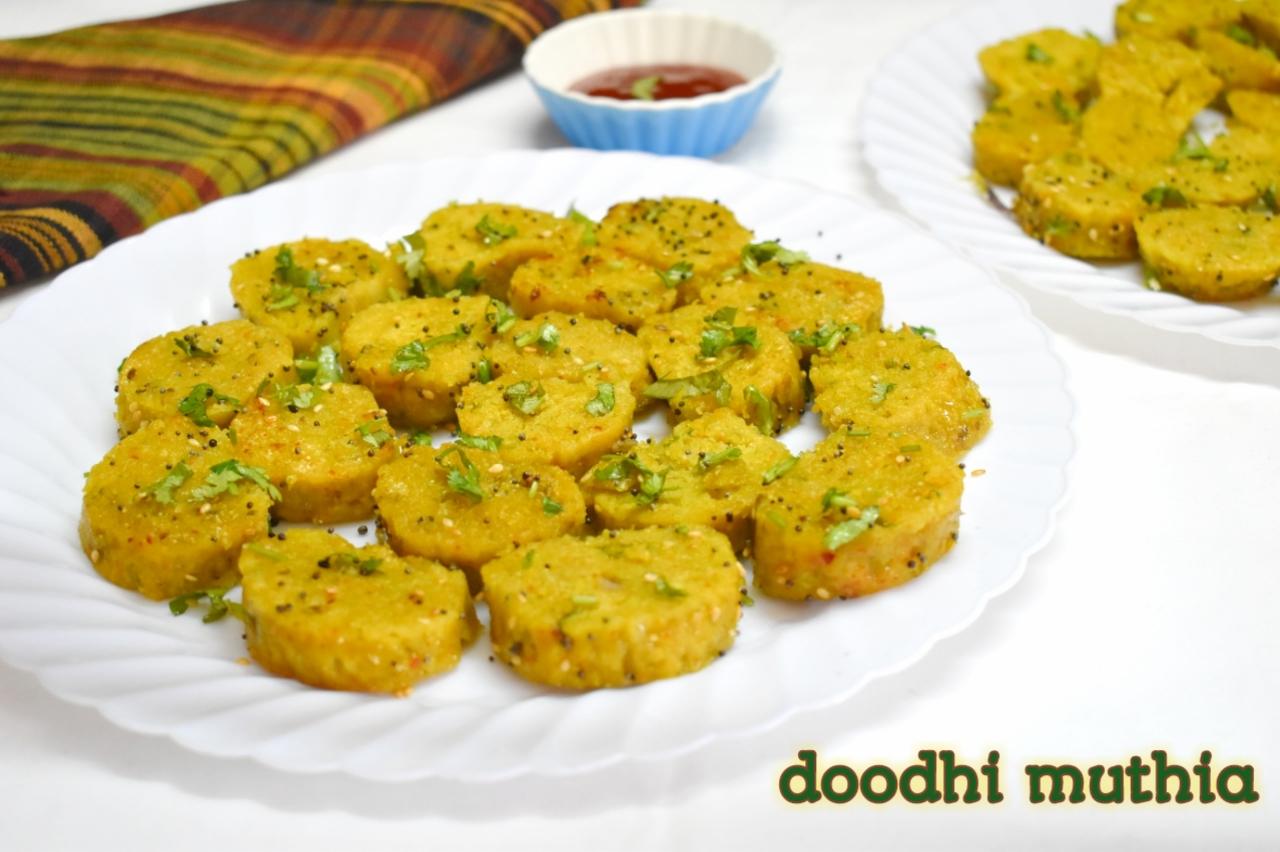 DOODHI MUTHIA