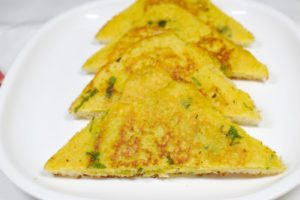 MOONG DAL TOAST