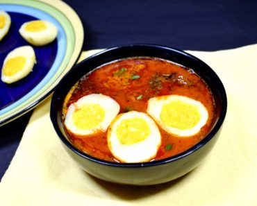 EGGLESS EGG CURRY