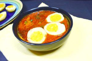 Eggless Egg Curry Recipe