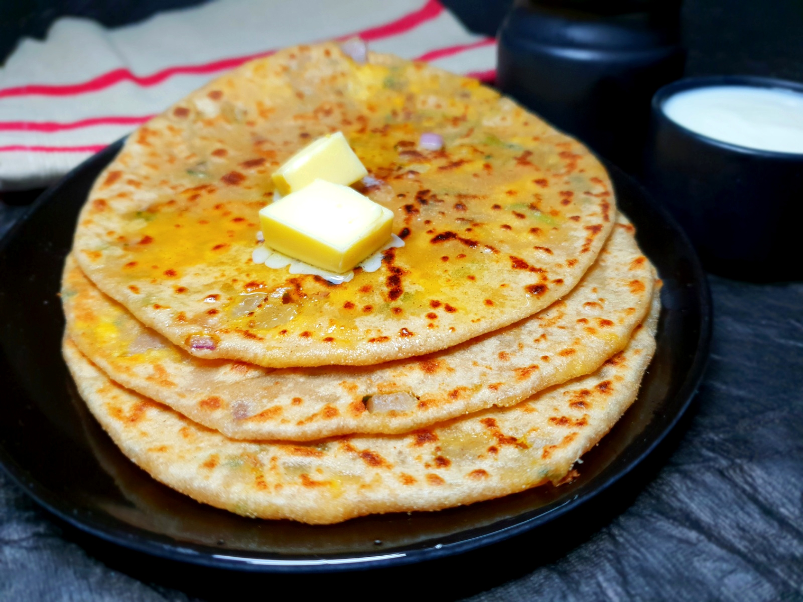 Paneer Paratha Recipe How To Make Paneer Paratha Paneer Recipes
