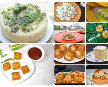 COLECTION OF RAVA RECIPES