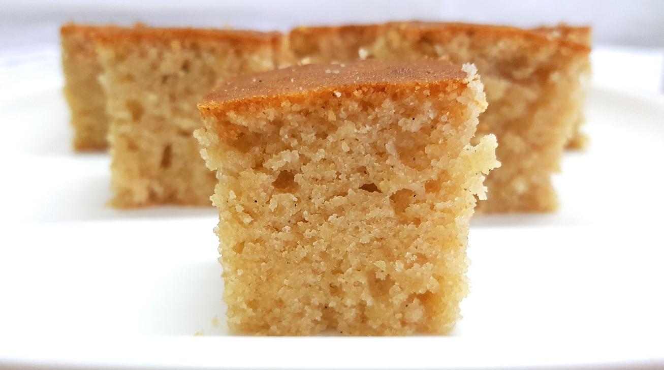 eggless aata cake