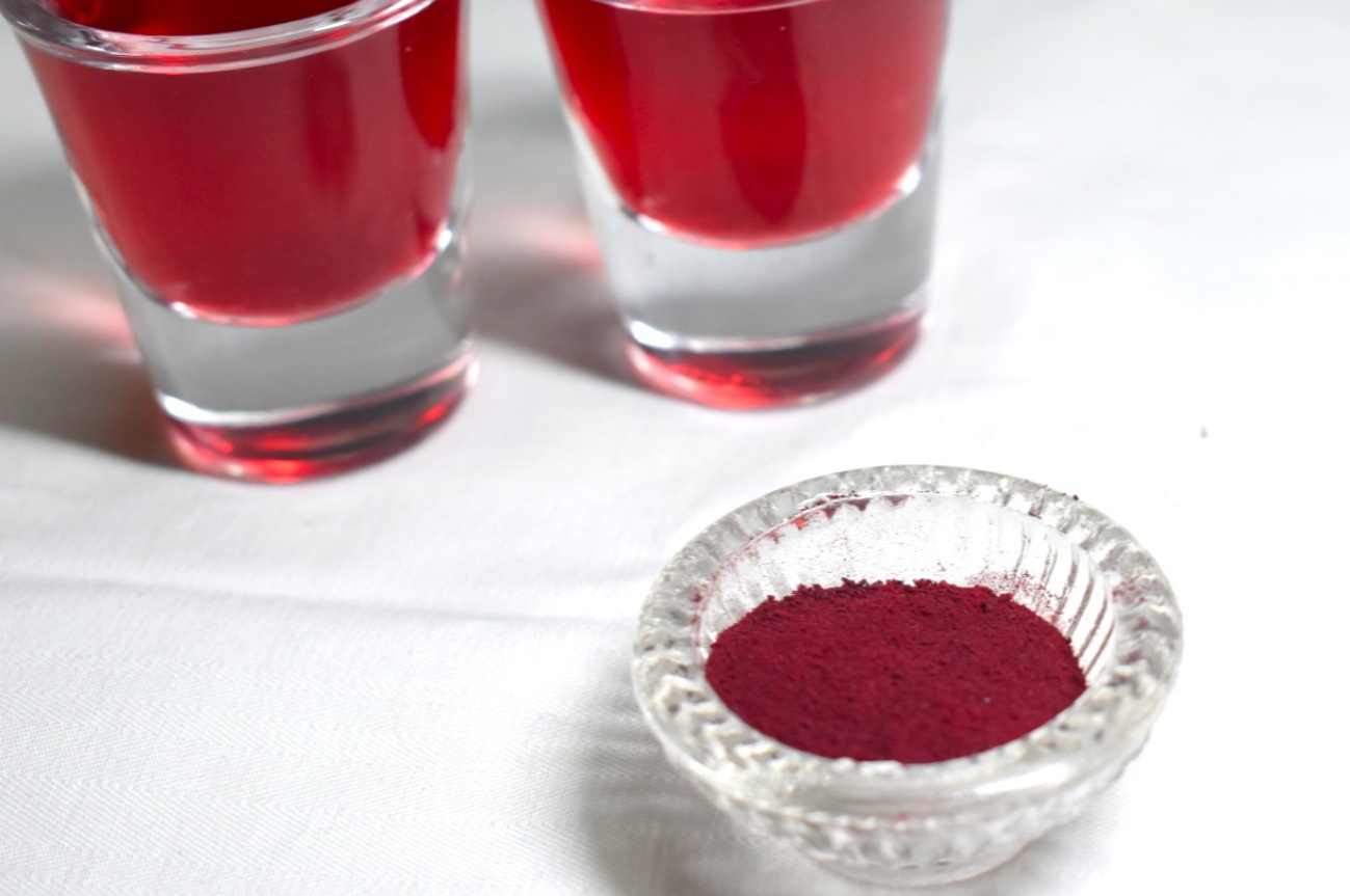 Natural Red Food Colour Food Colour Natural Red Colour