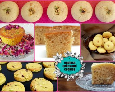 eggless cakes and cookies