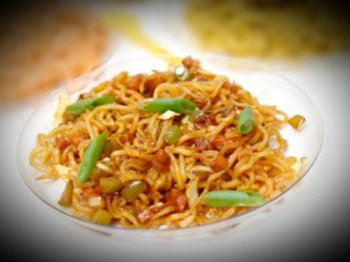 vegetable maggi