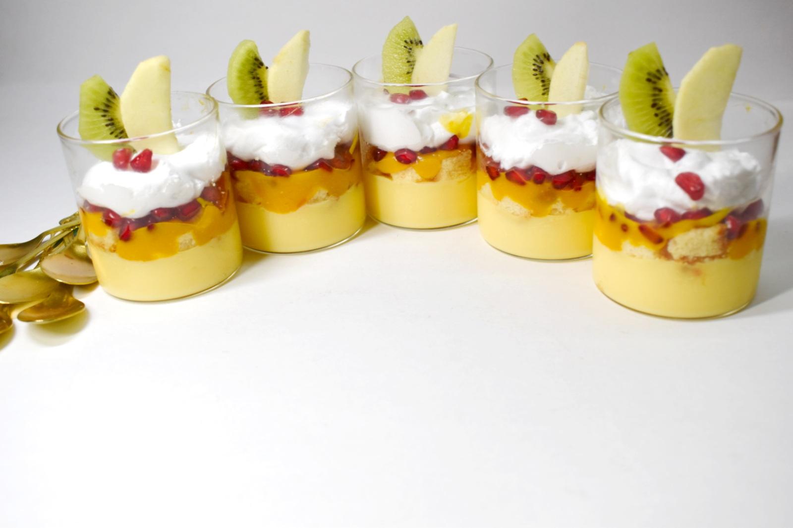 custard trifle