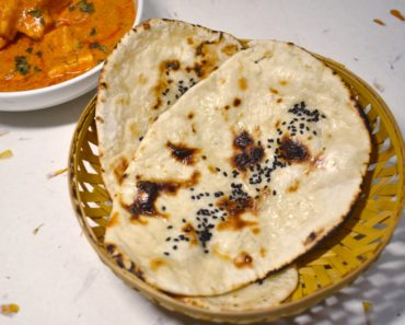 instant butter naan