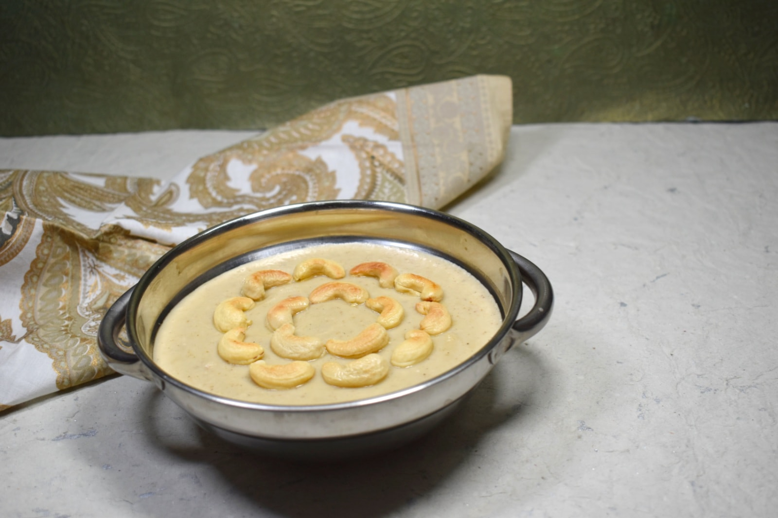 Khoya Kaju Recipe