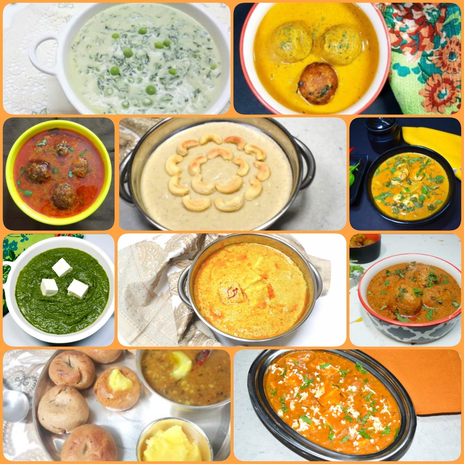 Indian Gravies Recipes