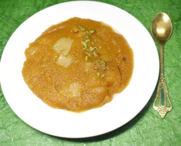 pineapple halwa