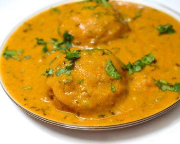 aloo kofta curry