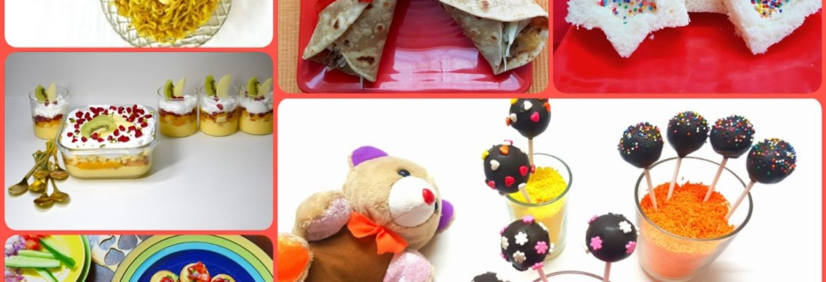 kids friendly recipes