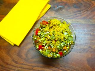 sprouts chaat