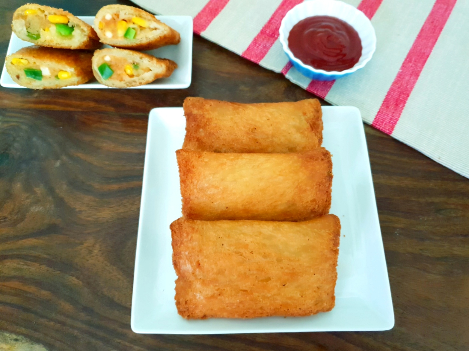 bread pockets
