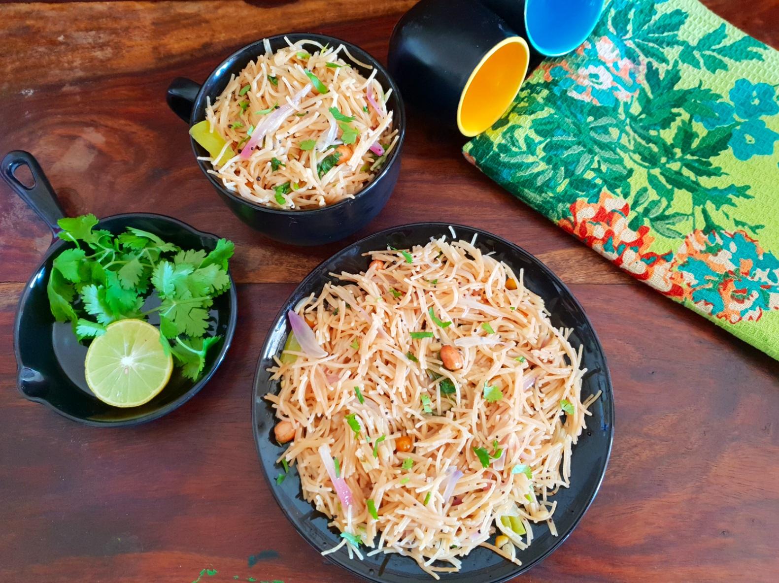Semiya Upma Recipe