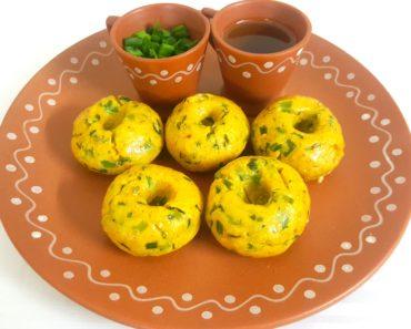Makai Dhokla Recipe