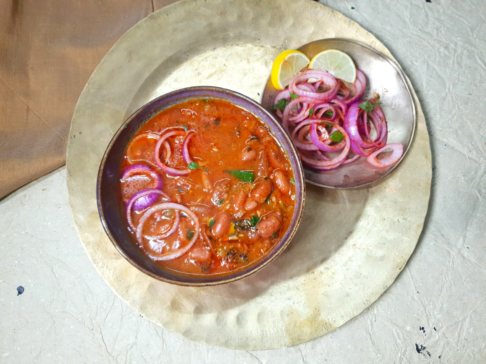 Rajma Masala dhaba style