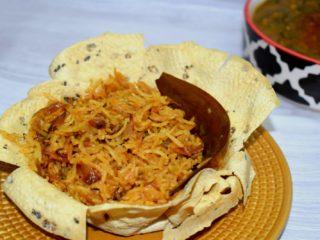 Bhuga Chawal Recipe