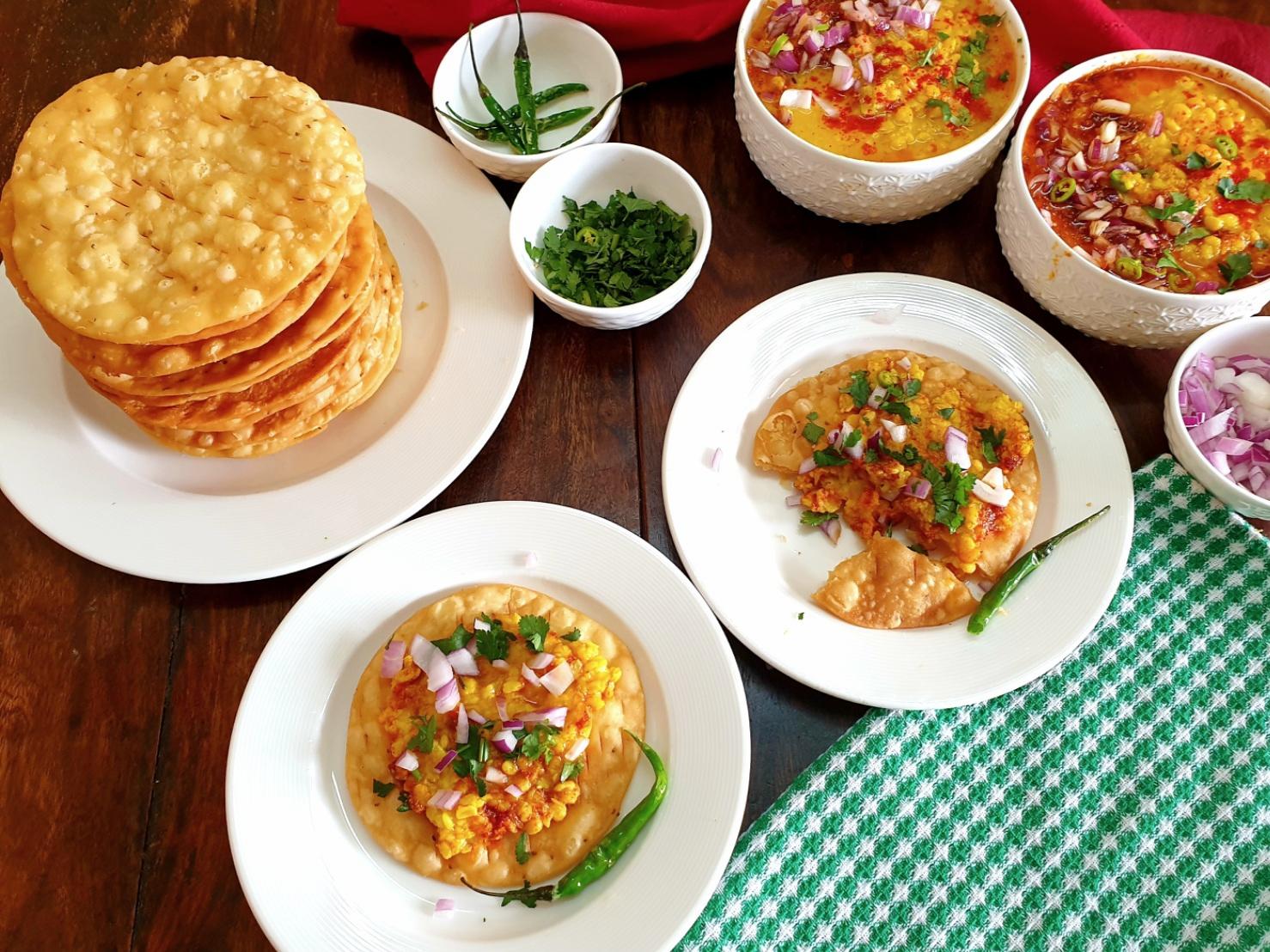 Dal pakwaan recipe