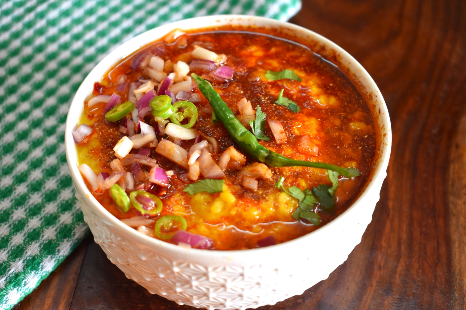 sindhi moong dal tadka