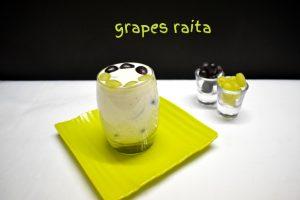 Grapes Raita