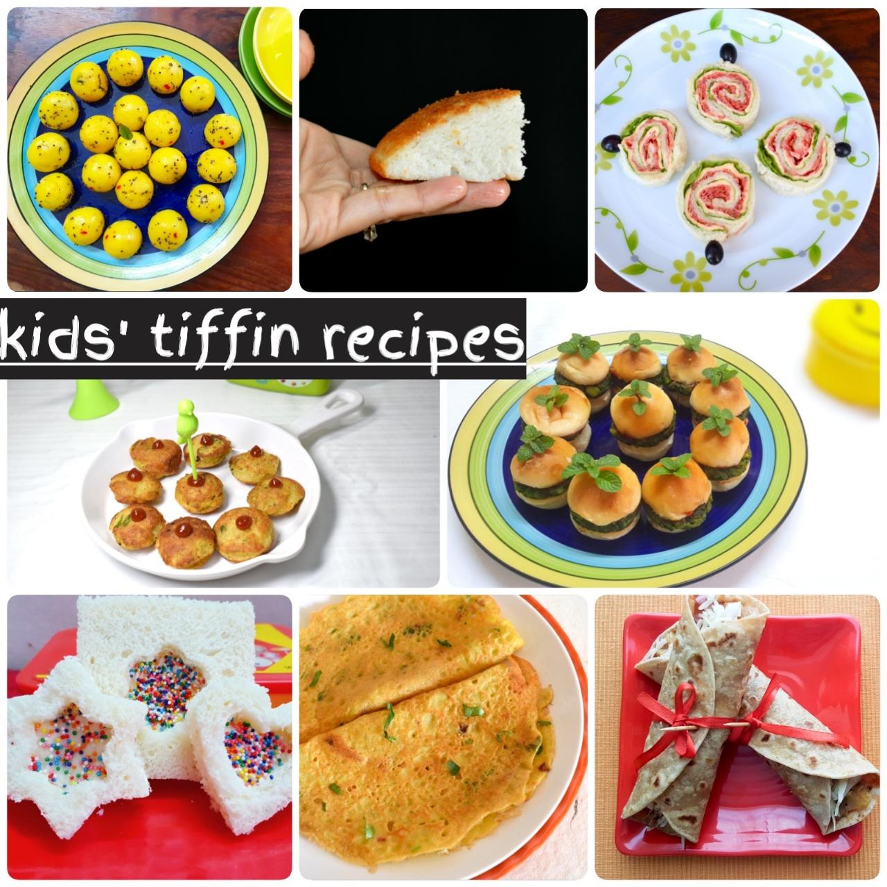 Kids Tiffin Recipes