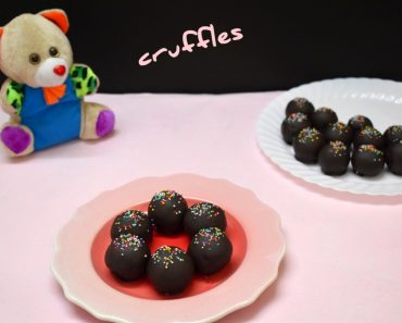 Cake Cruffles