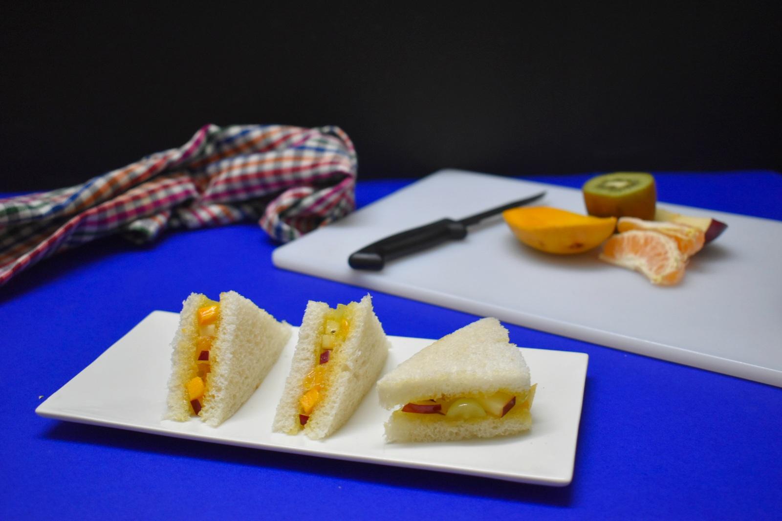 fruit sandwich recipe