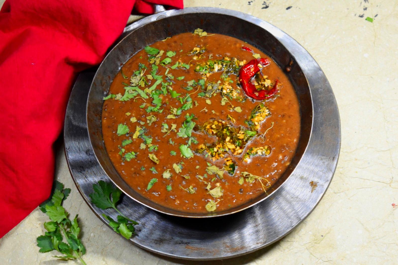healthy dal makhani recipe