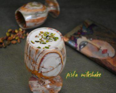 pista milkshake recipe