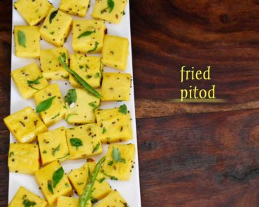 fried pitod Recipe