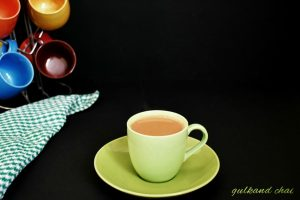 gulkand chai recipe