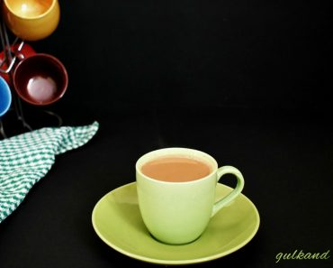 gulkand chai recipe