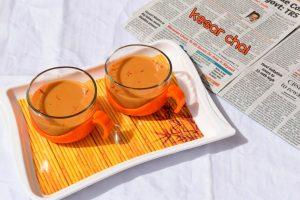 kesar chai