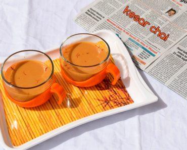 Kesar Chai Recipe