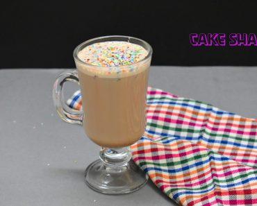 cake shake recipe
