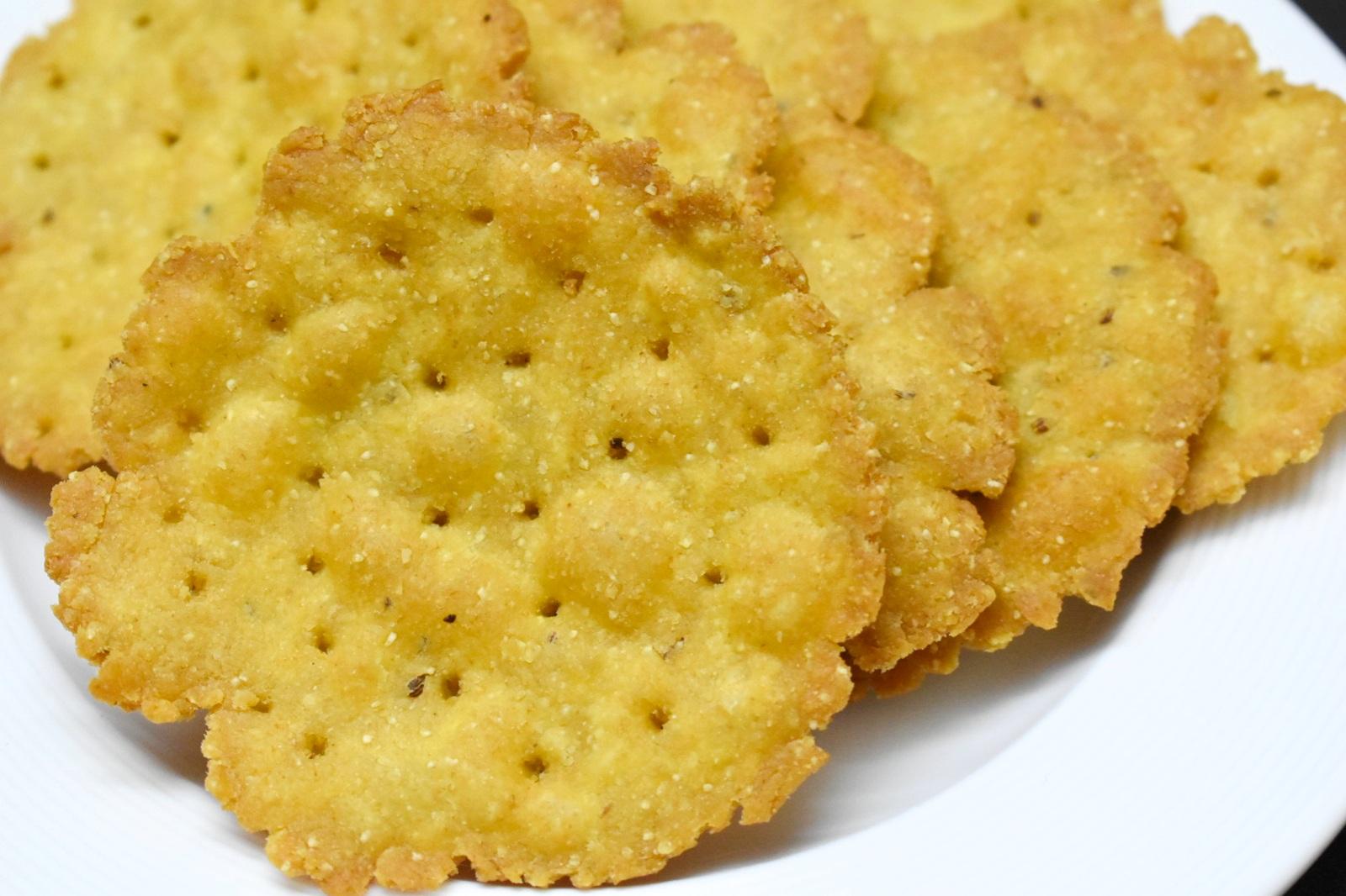 wheat mathri recipe