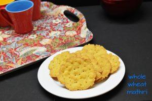 Wheat Flour Mathri